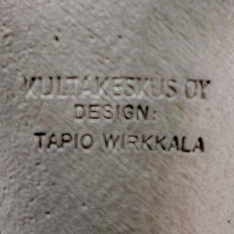 Tapio Wirkkala, Birdsculpture on Glass Stand, Model TW 513, Kultakeskus ca. 1975 5