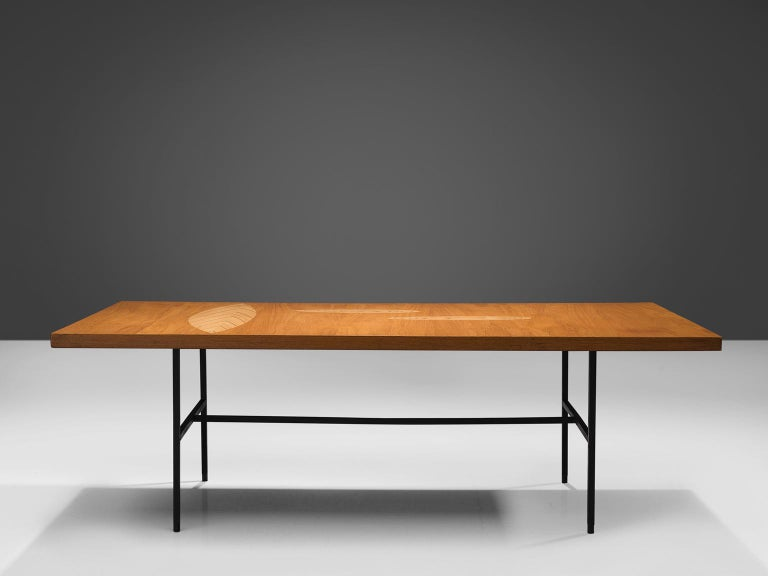 Finnish Tapio Wirkkala Coffee Table in Birch For Sale