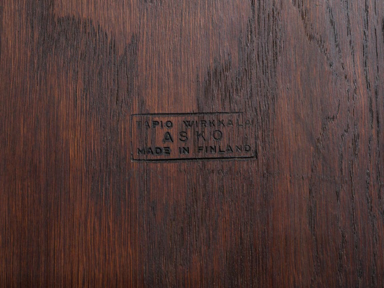 Tapio Wirkkala Coffee Table in Birch For Sale 1
