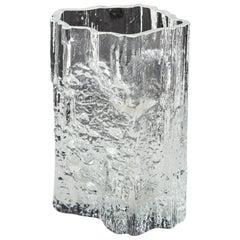 Tapio Wirkkala for Iittala Glass Vase