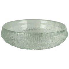 Tapio Wirkkala for Ittala Lunaria Ice Block Bowl