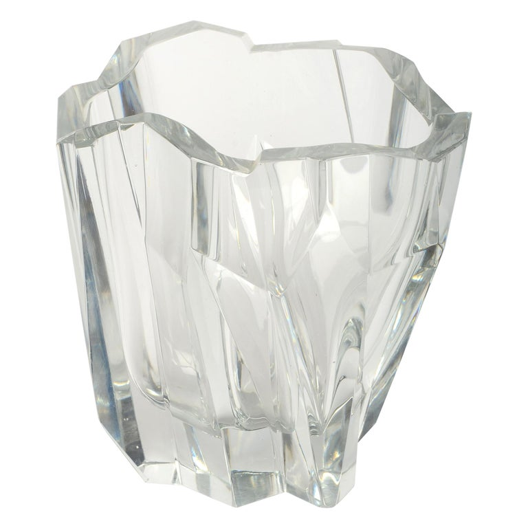 "Tapio Wirkkala ""Iceberg"" Vase 3825 For Sale"