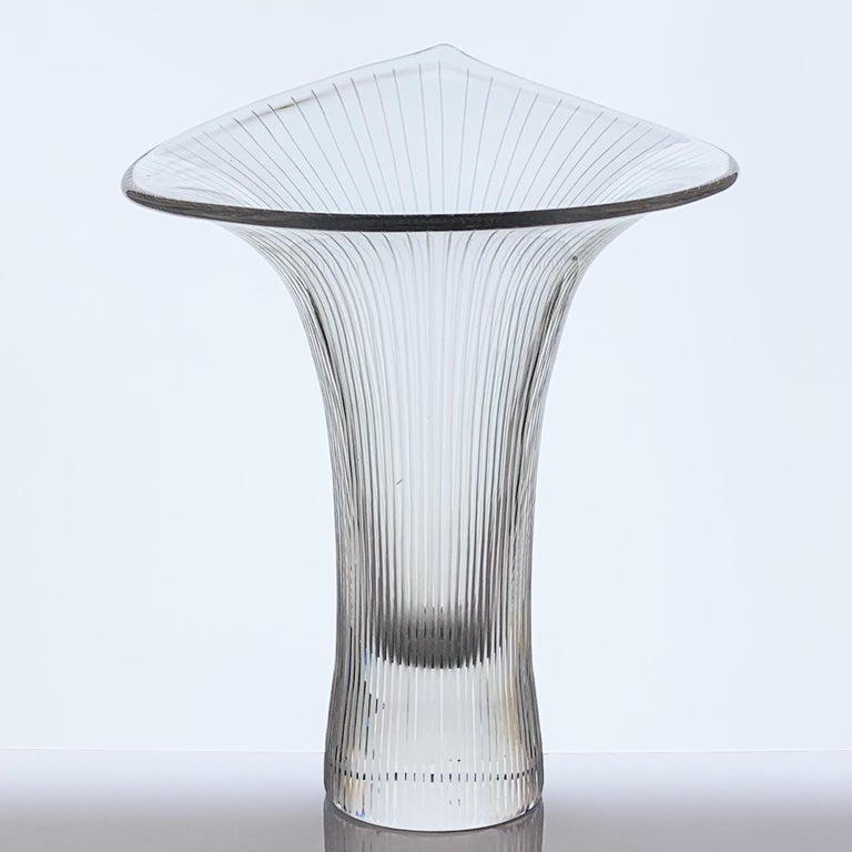 Tapio Wirkkala - Large crystal art-object