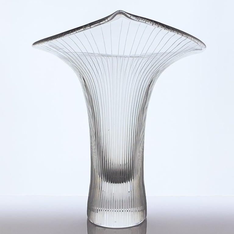 Tapio Wirkkala, Large Crystal Art-Object