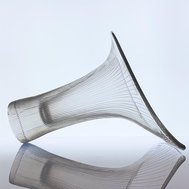 Mid-20th Century Tapio Wirkkala, Large Crystal Art-Object