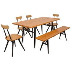 Tapiovaara Dining Set