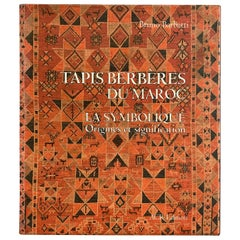 Tapis Berberes du Maroc, Berber Carpets from Morocco Table Book