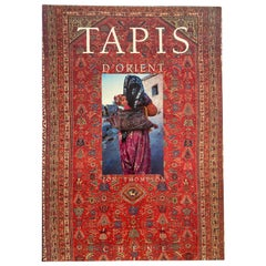 Tapis d'Orient French Text Book, Oriental Rugs by Jon Thompson