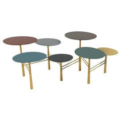 Tapis d'Orient Pebble Table by Nada Debs, Contemporary Coffee