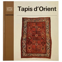 Tapis D'Orient Table Book Oriental Carpets