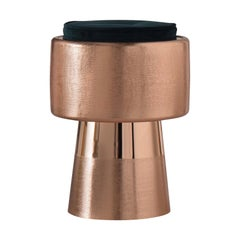 Tappo Bronze Stool by NOOII