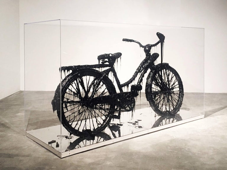 Tar Bicycle by Mattia Biagi In New Condition For Sale In Los Angeles, CA
