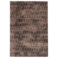 Taranto Brown Carpet by Gio Ponti