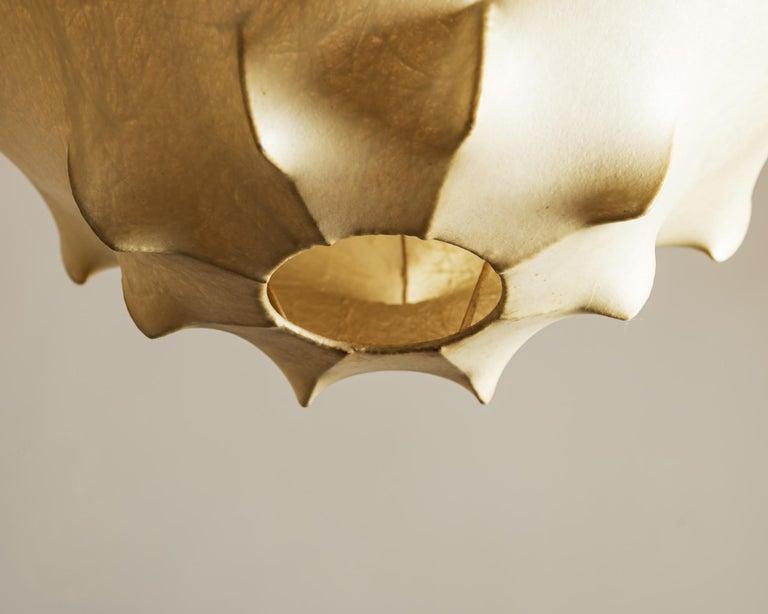 Taraxacum Pendant by Achille & Pier Giacomo Castiglioni, Italy, 1960s In Good Condition In Santa Fe, NM