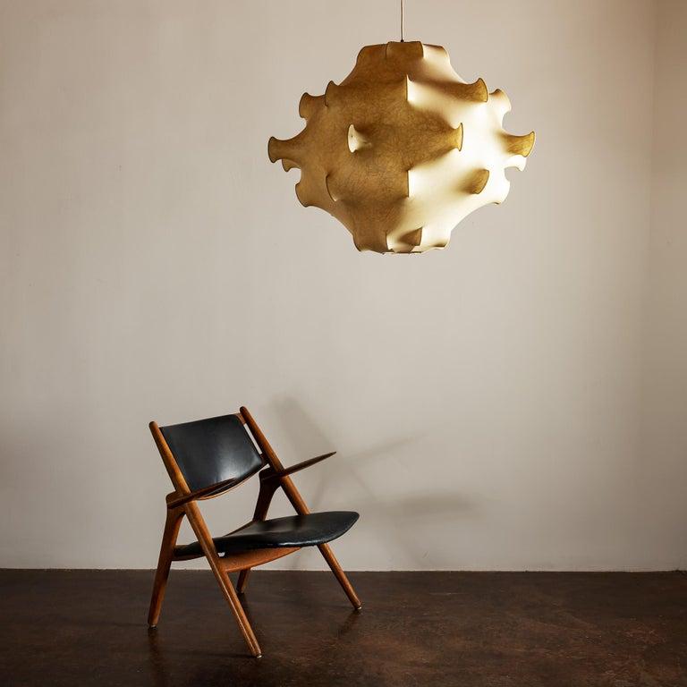 Taraxacum Pendant by Achille & Pier Giacomo Castiglioni, Italy, 1960s 1