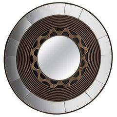 Target Bronze Mirror