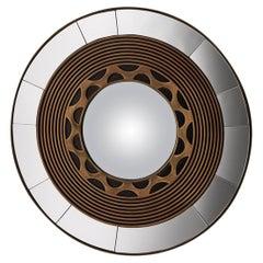 Target/P Mirror in Liquid Metal, Zinc