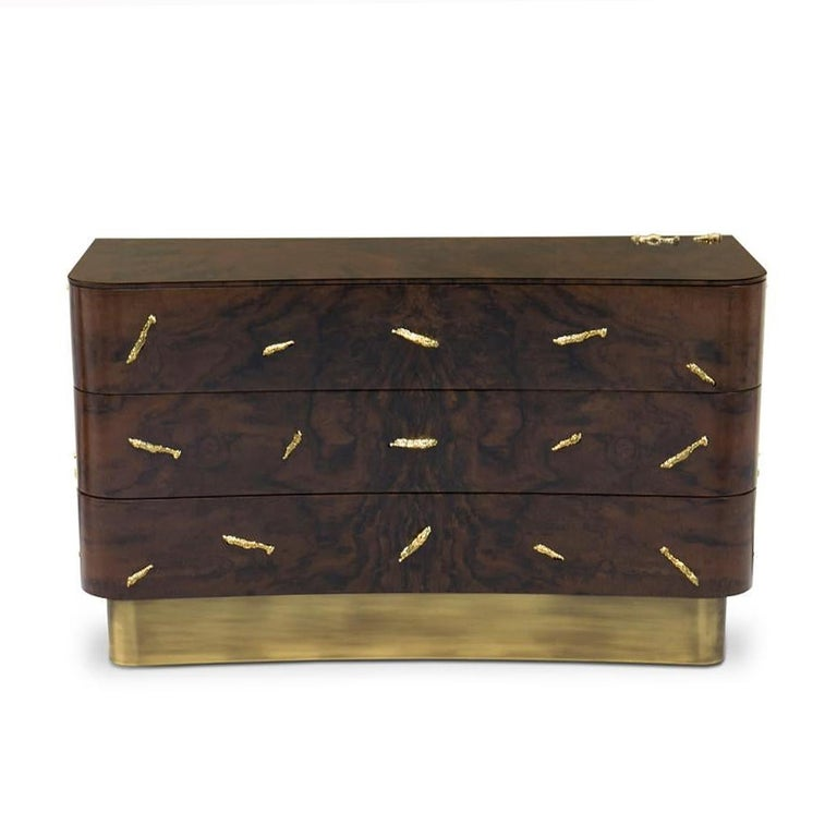Portuguese Tarius Chest of Drawers For Sale