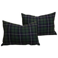 Tartan Pillows Associated to Clan Urquhart from Scotland