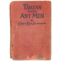Tarzan and The Ant Men First Edition