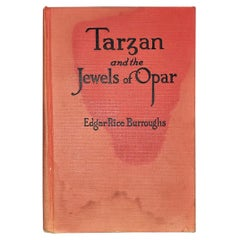 Tarzan and the Jewels of Opar First Edition