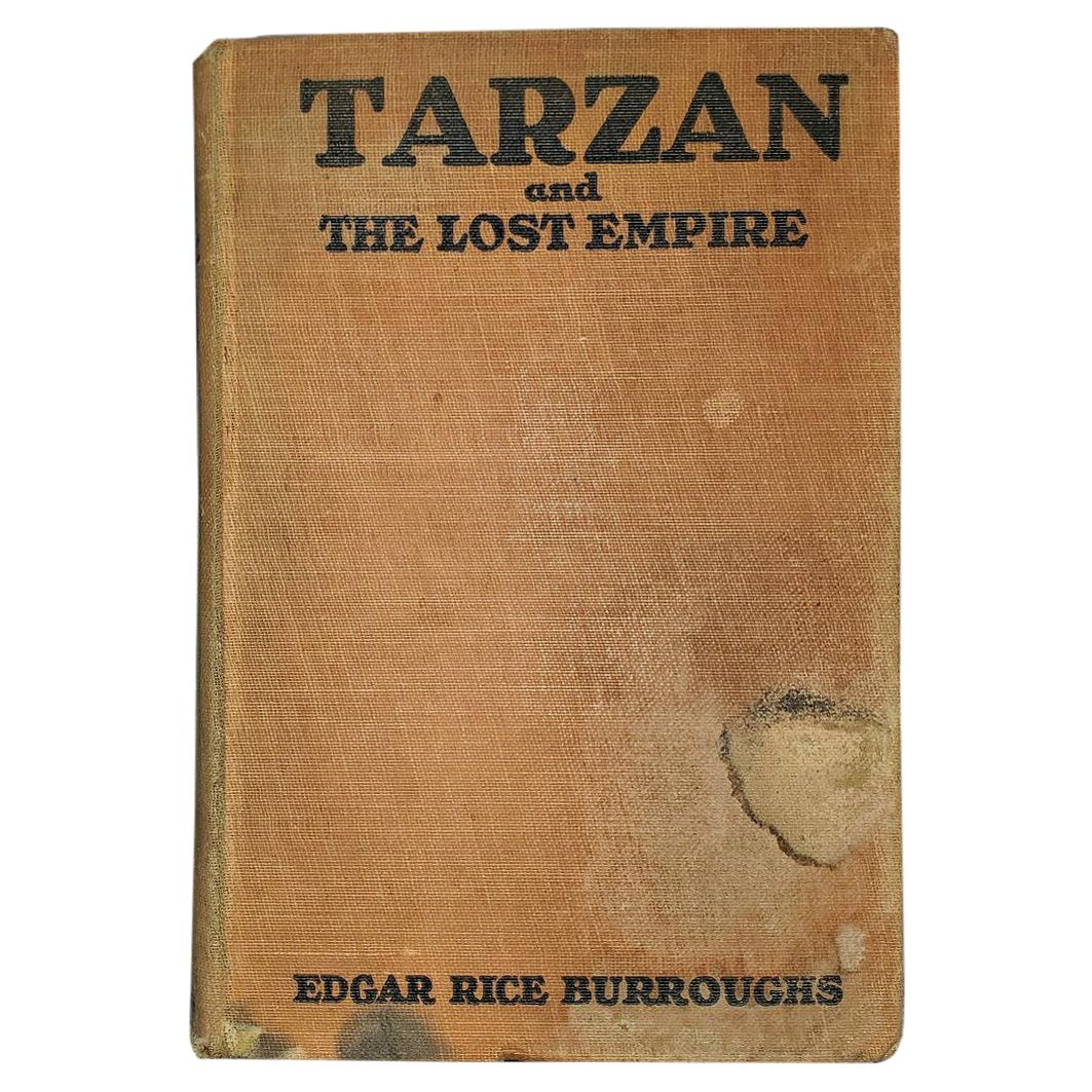 Tarzan and The Lost Empire First Edition