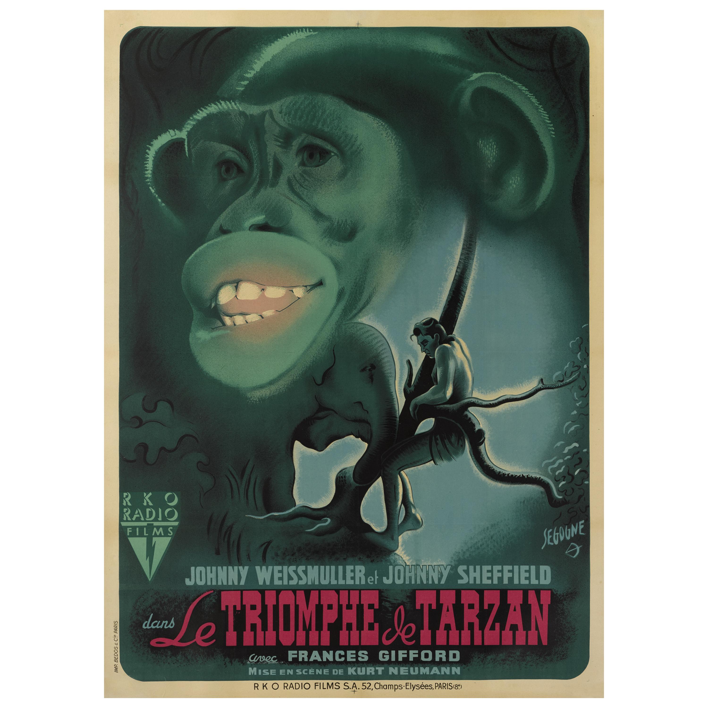 Tarzan Triumphs / Le Triomphe de Tarzan