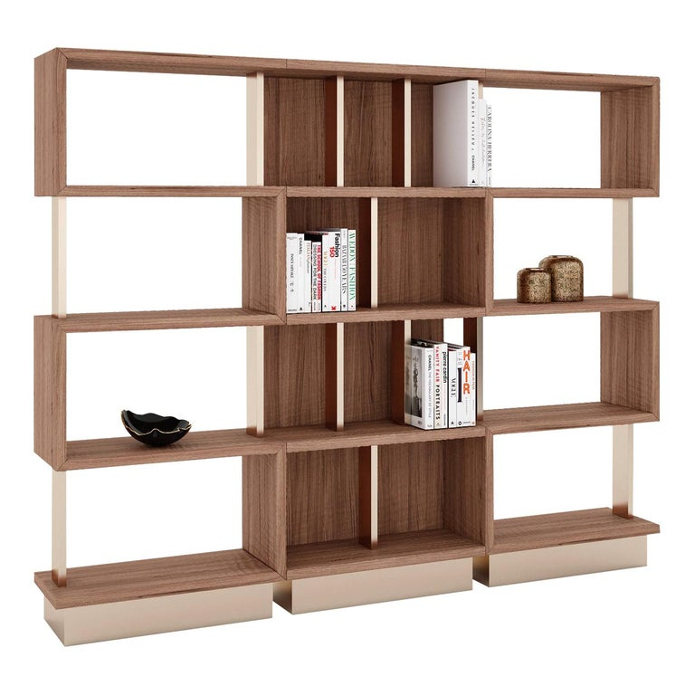 Tarzana Bookcase by Giannella Ventura For Sale