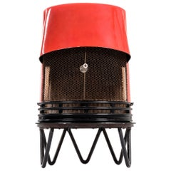 Tasso 23 Fireplace
