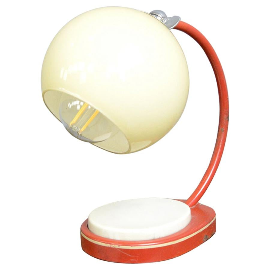 Tastlicht Table Lamp by Marianne Brandt for Ruppel
