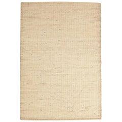 Tatami Standard Natural Wool and Jute Rug by Nani Marquina & Ariadna Miquel