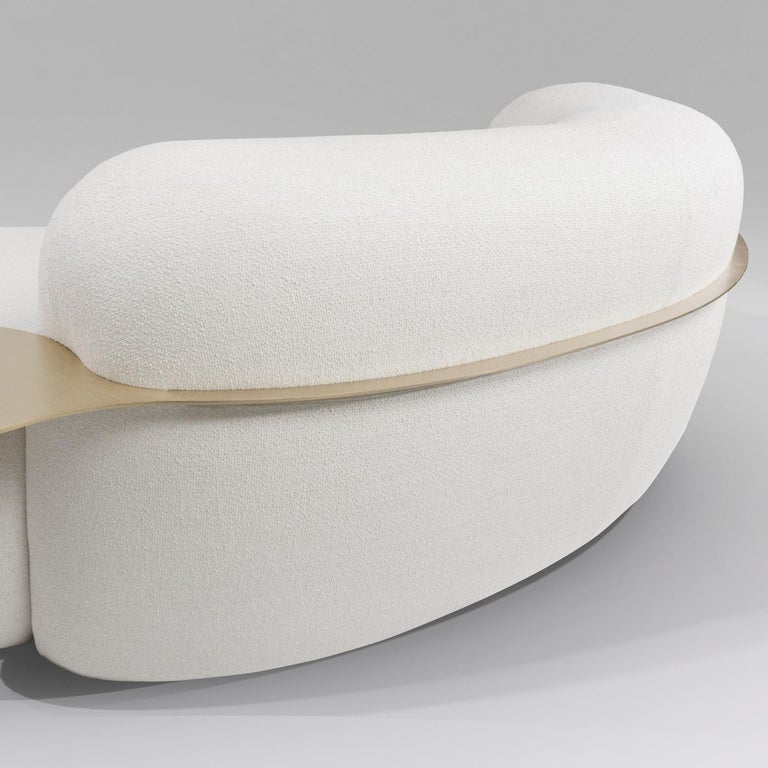 Tateyama Sofa In New Condition For Sale In Milan, IT