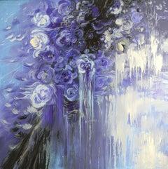 Midsummer Nights Dream, Painting, Acrylic on Canvas