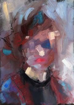 Portrait 1, Painting, Oil on Canvas