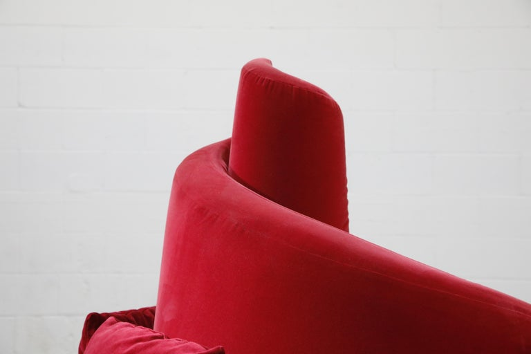 'Tatlin' Center Round Sofa by Mario Cananzi and Roberto Semprini for Edra, 2002 4