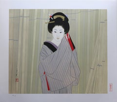 Traditional Japanese Geisha (Kiba II)