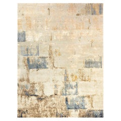 Taupe Gold Wall-Sky Dreamy Rug