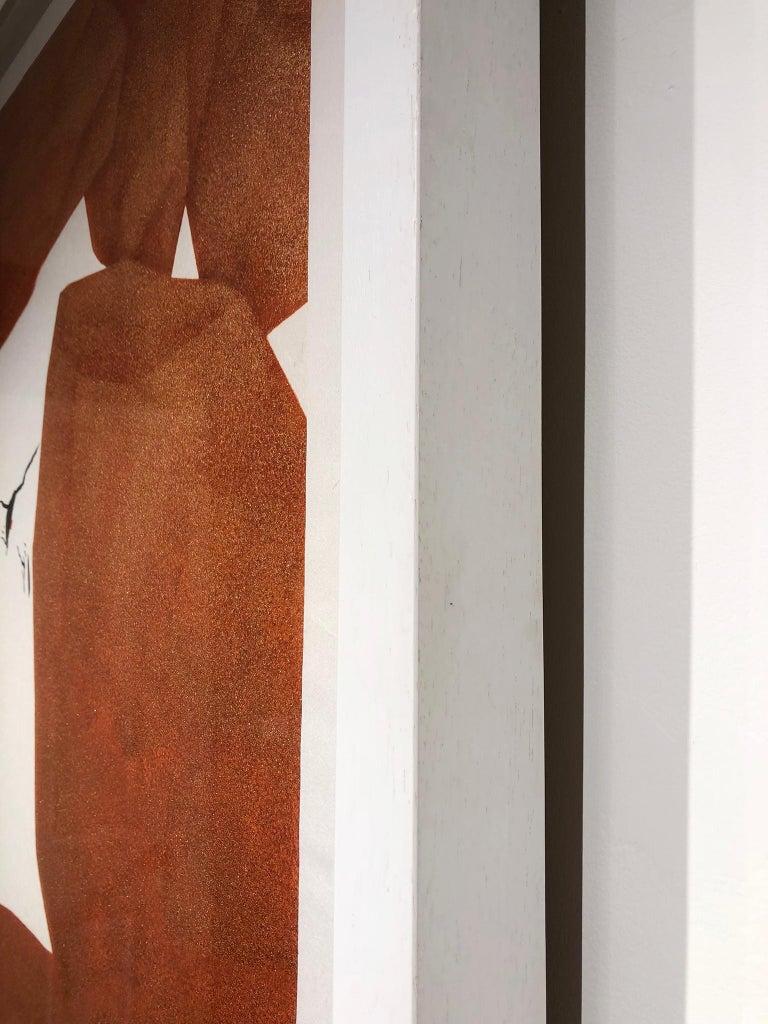 Hiding, Seeking - Contemporary Painting by Tay Bak Chiang