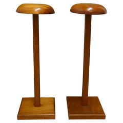 Taylor's Wooden Fabric Display Stands