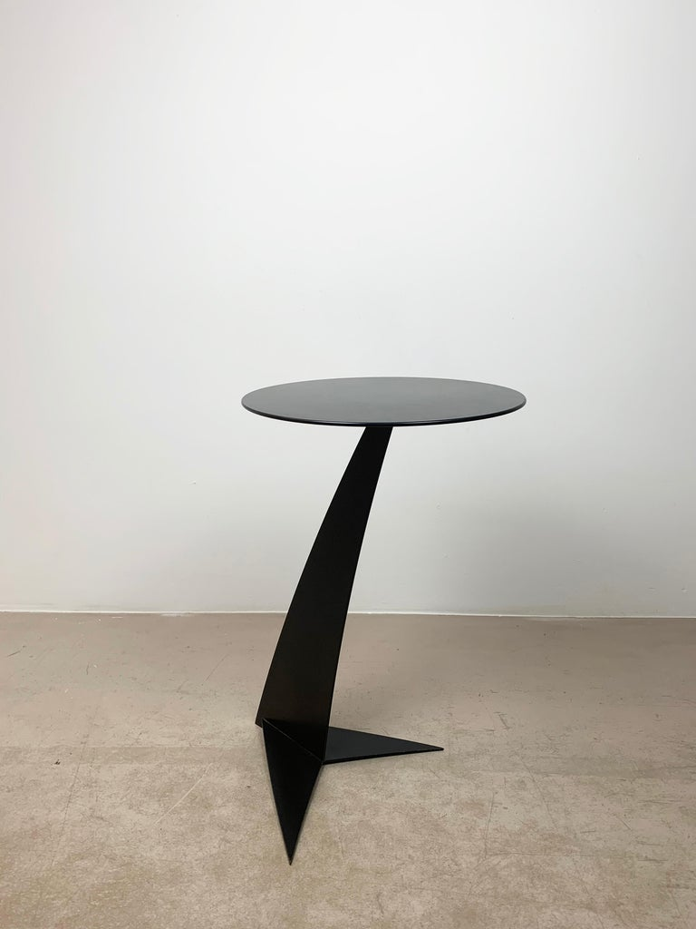 Modern Tb 7 Table by Gilles Derain from 1986 Produced by Lumen Center For Sale