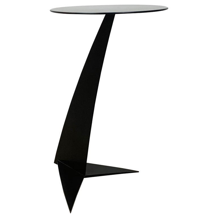 Tb 7 Table by Gilles Derain from 1986 Produced by Lumen Center For Sale