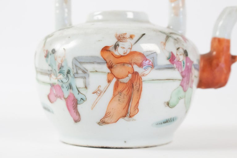 Tea, China, Antiques, Asian Art, 19th Century For Sale 1