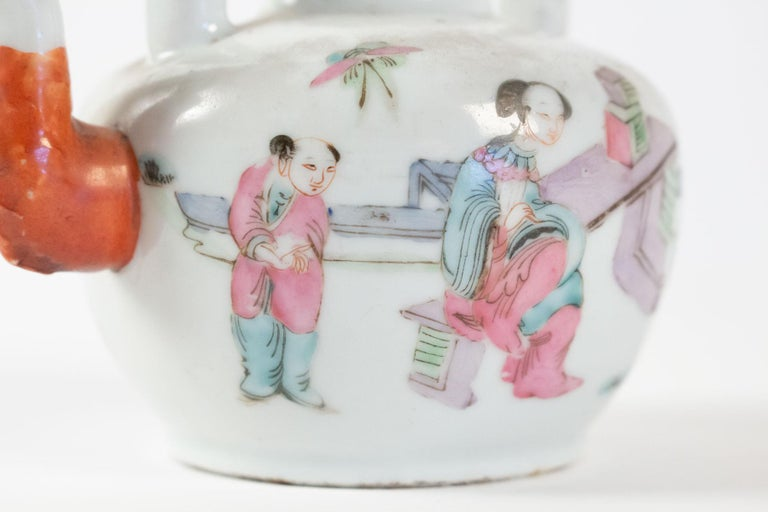 Tea, China, Antiques, Asian Art, 19th Century For Sale 2