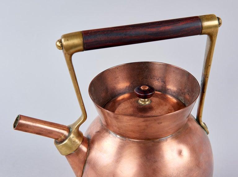 Tea Kettle by Dr. Christopher Dresser For Sale 1