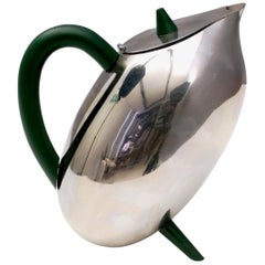 "Tea Kettle ""Pinguino"" by Pierangelo Caramia for Alessi, Italy, 1993"