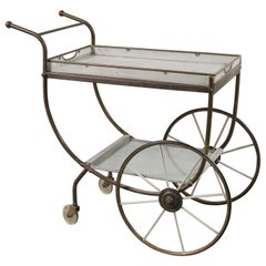 Tea Trolley by Svenskt Tenn, Sweden, 1950