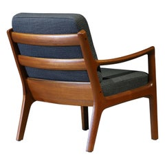 Teak Armchair by Ole Wanscher for France & Sons