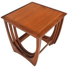 Teak Astro Nesting Tables by G Plan #2