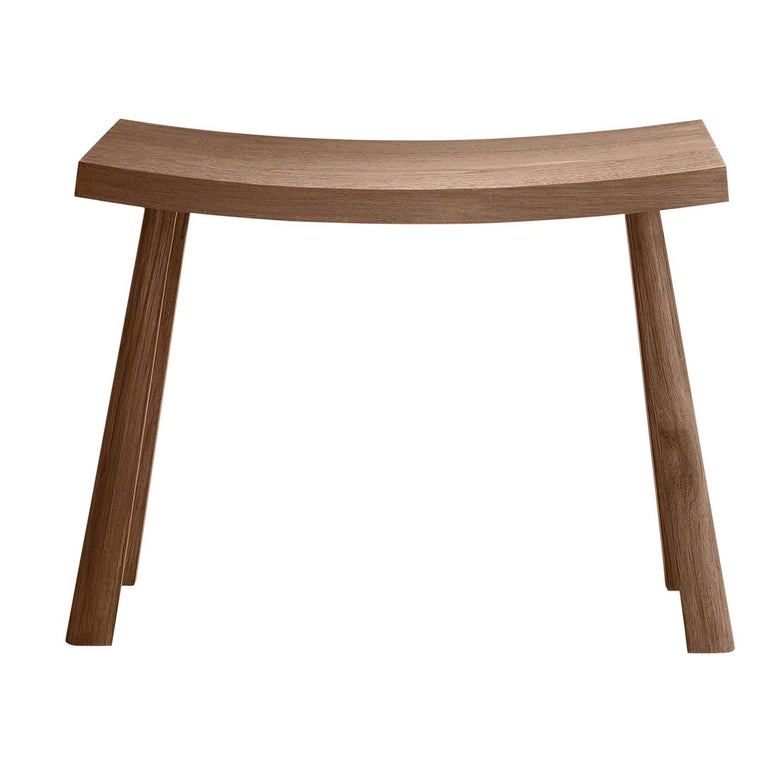 Teak Bench by Ce Studio For Sale