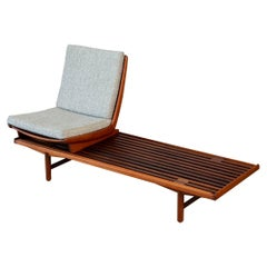 Teak Bench with Modular Seat by Westnofa